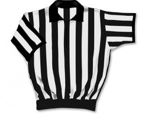 officials jersey football